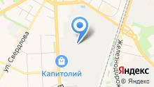Автосервис в Подольске.рф на карте