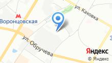 Центральное конструкторское бюро арматуростроения на карте