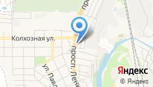 Realgas на карте