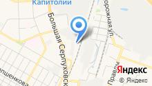 Инженерия Куканова на карте