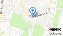 Интерфлексо М на карте