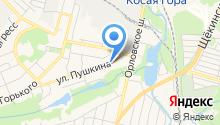 ИВЦ ЖКХ на карте