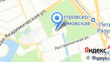 Компания Мир Крепежа на карте