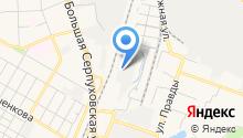 RAY5 на карте