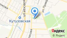 Ателье Елены Трушиной на карте
