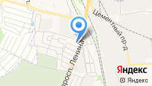 Адрес мебели на карте