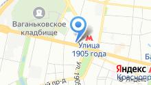 221Volt на карте