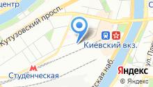 ЮОП на карте