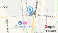 NewTort на карте