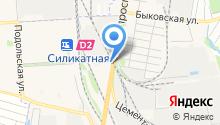 Hyndai Авторусь на карте