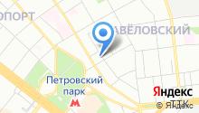 Эскарп-В на карте