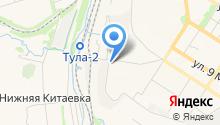 A-media на карте