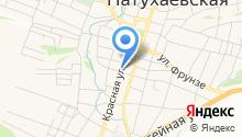 Адвокатский кабинет Ковырзина С.Н. на карте