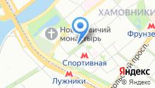Лингво Арт на карте