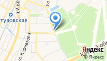 Дмитровский молочный дом, ЗАО на карте