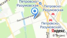 7Dance на карте