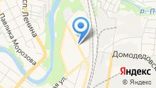 Единый информационно-расчетный центр ЖКХ на карте
