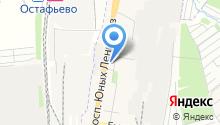 APL автозапчасти на карте