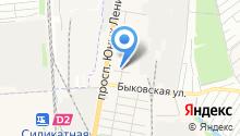 Co-Co на карте