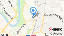 LNC на карте