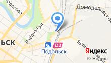 А.Т.С. на карте