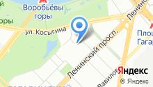 Центральный комитет всероссийского профсоюза работников оборонной промышленности на карте