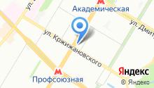 Центральный комитет профсоюза работников лесных отраслей РФ на карте