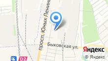 PDK Drama на карте