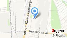 HeadOver на карте