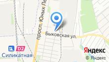 Мосавтошина на карте