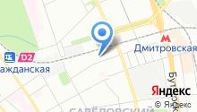 1С-АналитИКС на карте