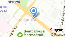 Центральное бюро переводчиков на карте