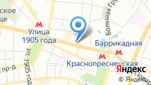 *первая it компания* на карте