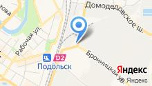 Бар-трактир на карте