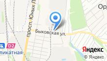 Домострой на карте