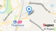 Старт-эко на карте