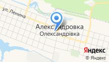 Александровская общеобразовательная школа I-III ступеней на карте