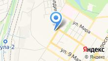 Outlet на карте