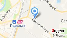 ГОСтКабель на карте