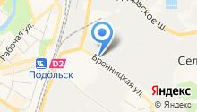 Podolskprint на карте