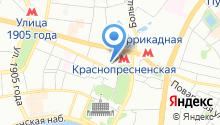 ЮР-ГЛОБАЛ на карте