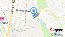 Вип-Текстиль Столица на карте