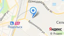 Зетор РУС на карте