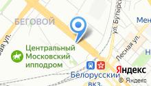 Центральное исследовательское бюро психотехнологий на карте
