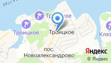Мытищинская городская клиническая больница на карте