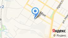 Pin на карте