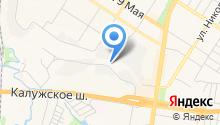 Отдельный пост пожарно-спасательной части №5 на карте