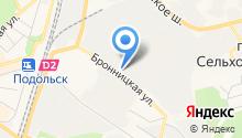 Белабеддинг на карте