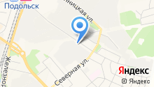 Дорсистем на карте