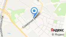 Жулара, ЗАО на карте